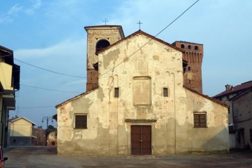 Balocco - Chiesa a Balocco