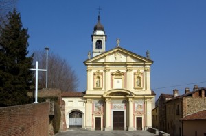 Barengo - Chiesa dell'Assunta