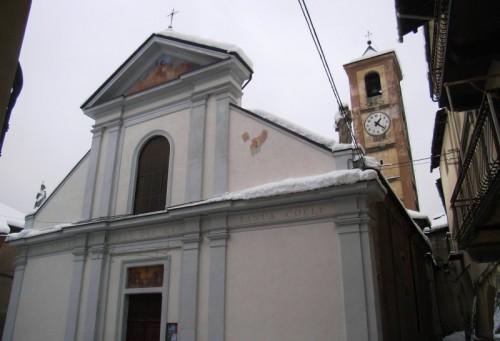 Sparone - Chiesa Parrocchiale di San Giacomo Apostolo