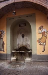 """Vernante, Val Vermenagna, """"funtana Rapitun""""… è il paese in cui nacque Attilio Mussino, illustratore delle Avventure di Pinocchio"""