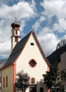 Chiesa di Ortisei