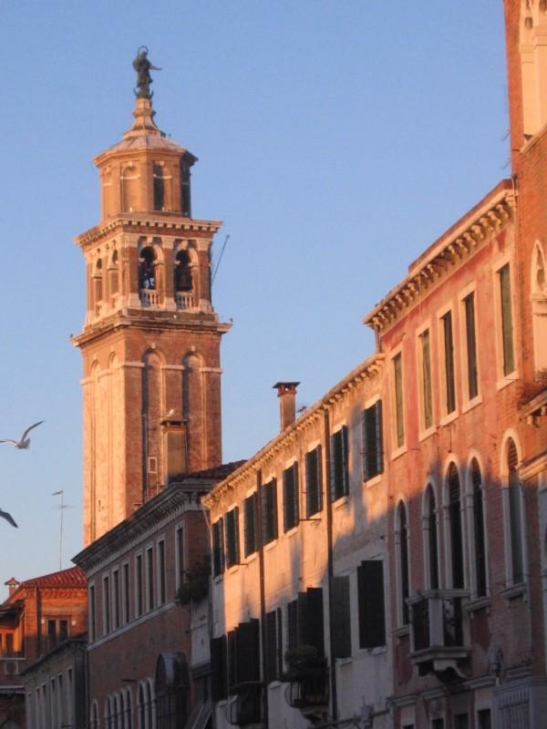 ''prima luce'' - Venezia