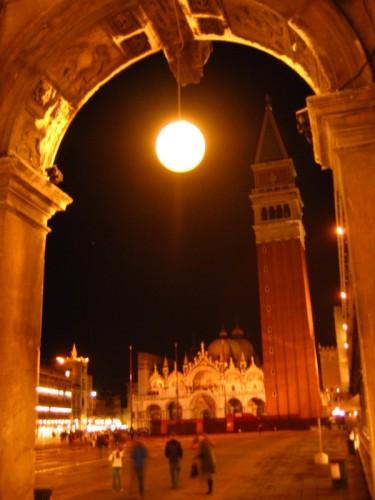 Venezia - Luna piena