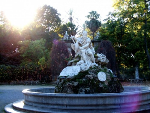 Palermo - Il giardino