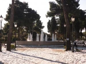 La fontana Della villa