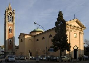 Lucca: Chiesa di San Concordio