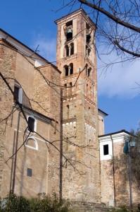 Roasio - Il campanile di San Maurizio