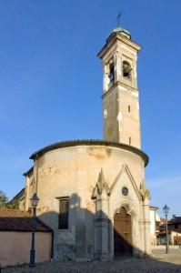 Rosasco - L'oratorio di San Giuseppe