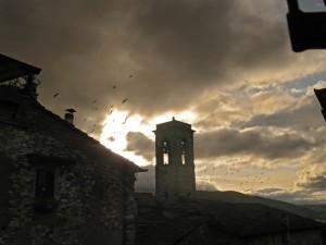 Il campanile di San Lorenzo-Bibbiena