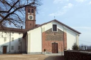 Rovasenda - Chiesa dell'Assunta