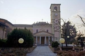 San Giacomo Vercellese - Chiesa Parrocchiale ndi San Giacomo