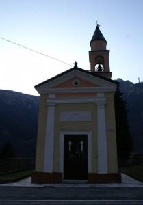 Chiesa dedicata agli Emigranti NR 1