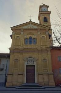 Villafalletto - Chiesa 'della nera'