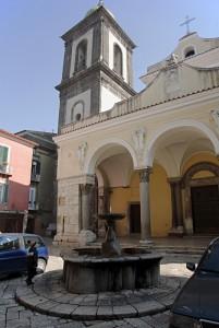 Chiesa Romanica e fontana