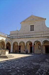 Abazia di Monteccassino - Chiesa