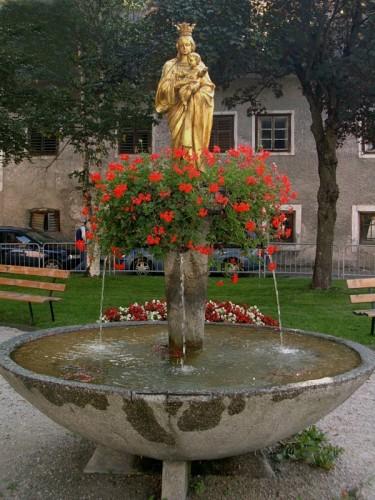 Villabassa - Fontana votiva