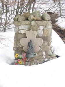 Madonnina nella Neve