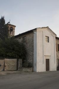 Collebeato - Chiesetta dei Campiani