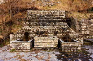 La fontana di Pietre
