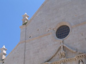 """""""Particolare di Chiesa"""" - Peschici"""