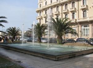 Fontana di Piazza Puccini