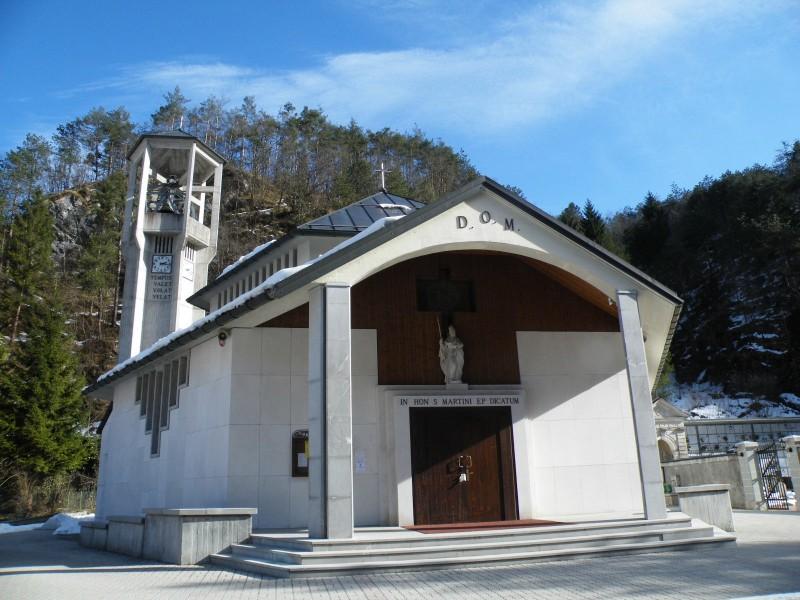 ''chiesa di Resiutta'' - Resiutta