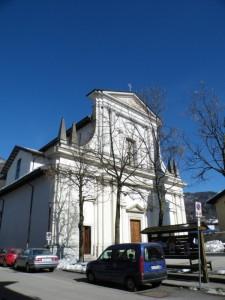 chiesa di Ampezzo
