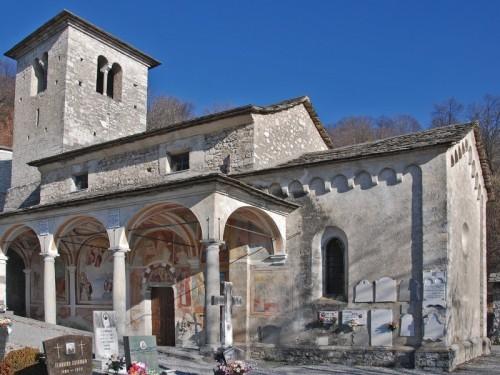 Lanzo d'Intelvi - Chiesa dei SS. Nazzaro e Celso a Scaria