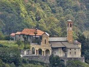 La chiesa di Muronico