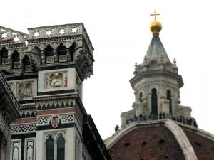 Particolari del Duomo-Firenze