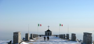 Santuario in Cima Grappa