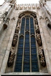 Duomo di Milano particolare