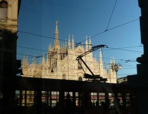 Il Duomo e il Tram
