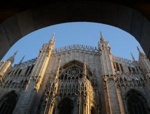 Il Duomo e l'Arco