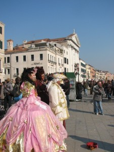 Pietà a Carnevale