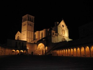 S.Francesco… Pace nella notte..