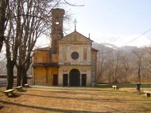Chiesa della Madonna di Campra