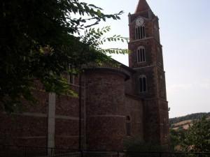 Chiesa di S. Martino sul Fiora