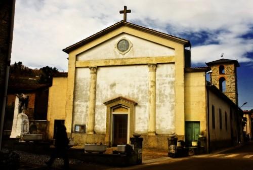 Camporgiano - Parrocchia di S. Rocco  a Filicaia