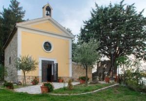 La chiesa dell' Angelo