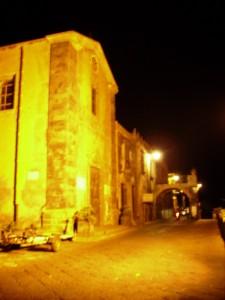Chiesa e Palazzo Vigo - Torre Archirafi