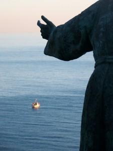 San Francesco e il Mare