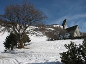 Chiesetta degli Alpini al Pian delle Betulle