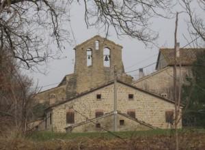 L'abbazia di S.Elena
