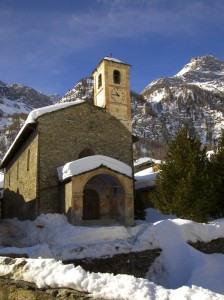 foto recente della chiesa di San Lorenzo