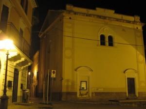 La parrocchiale di S.Maria della Porta