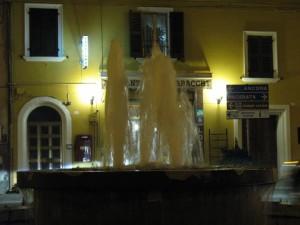 La fontana di piazza Lippera