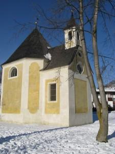 cappella di San Salvatore a Vipiteno
