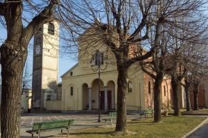 Terdobbiate - Chiesa dei Santi Giorgio e Maurizio