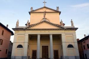 Suno - Chiesa della Santissima Trinità